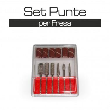 SET PUNTE PER FRESA