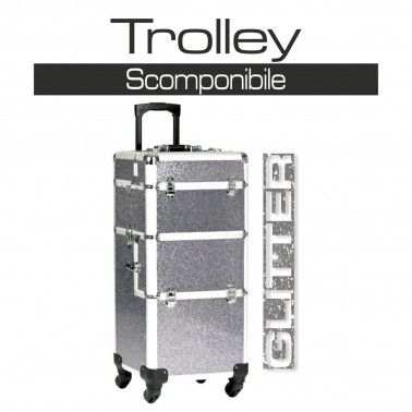 TROLLEY SCOMPONIBILE