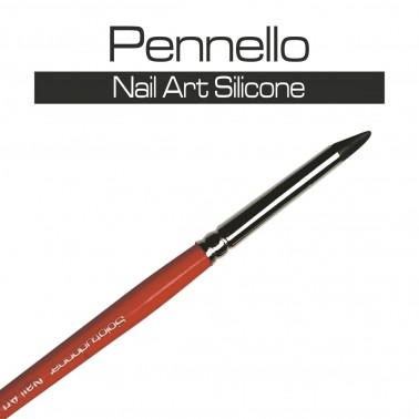 PENNELLO NAIL ART SILICONE