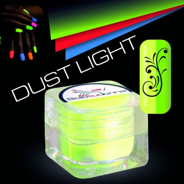 POLVERE DUST LIGHT GIALLO