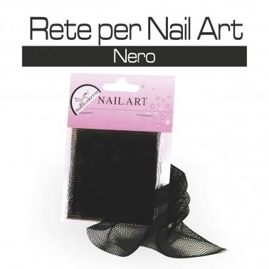 RETE PER NAIL ART NERA