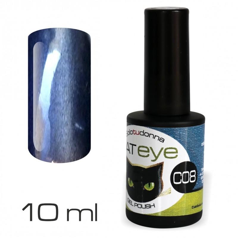 C08 CAT BLUE NIGHT