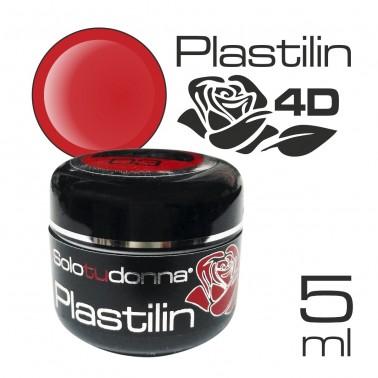 PLASTILIN ROSSO