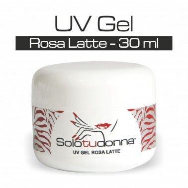 UV GEL MONOFASICO ROSA TRASPARENTE 30 ML