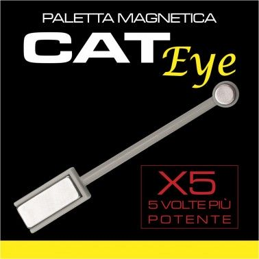 PALETTA MAGNETICA CAT EYE DOPPIO MAGNETE MEGA POWER