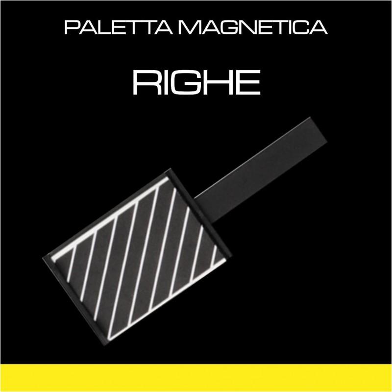 PALETTA MAGNETICA RIGHE