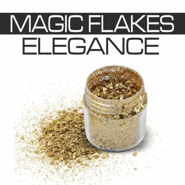 MAGIC FLAKES ELEGANCE ORO