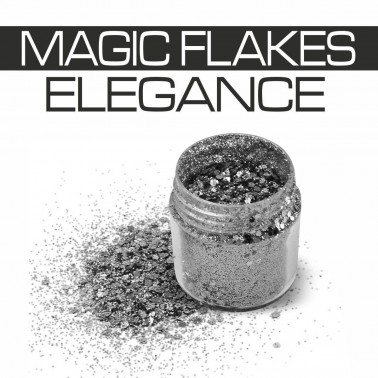 MAGIC FLAKES ELEGANCE ARGENTO