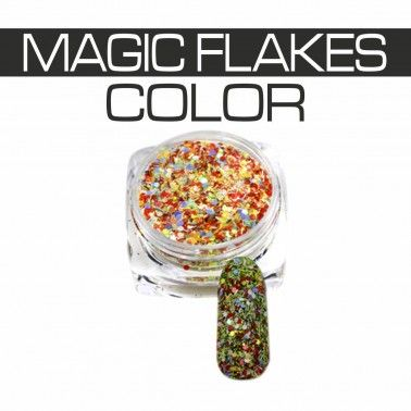 MAGIC FLAKES COLOR ARLEQUIN 2