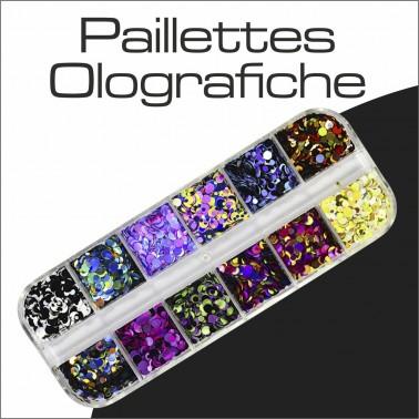 PAILLETTES OLOGRAFICHE