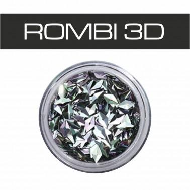 BORCHIE 3D OLOGRAFICHE ARGENTO