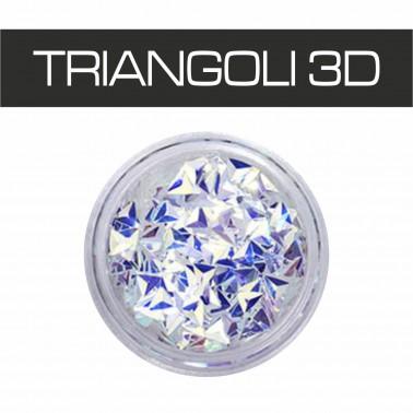 BORCHIE 3D OLOGRAFICHE IRIDISCENTI