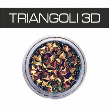 BORCHIE 3D OLOGRAFICHE ORO