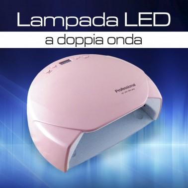 LAMPADA LED 48 W A DOPPIA ONDA