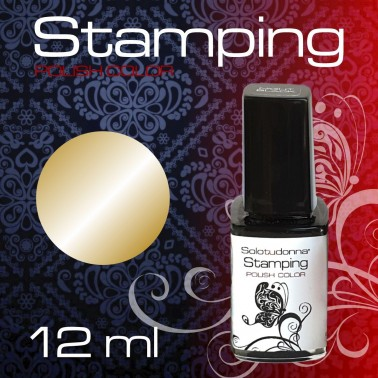 STAMPING SHINY GOLD