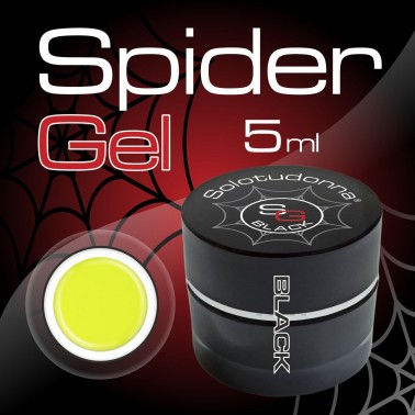 SPIDER GEL GIALLO FLUO