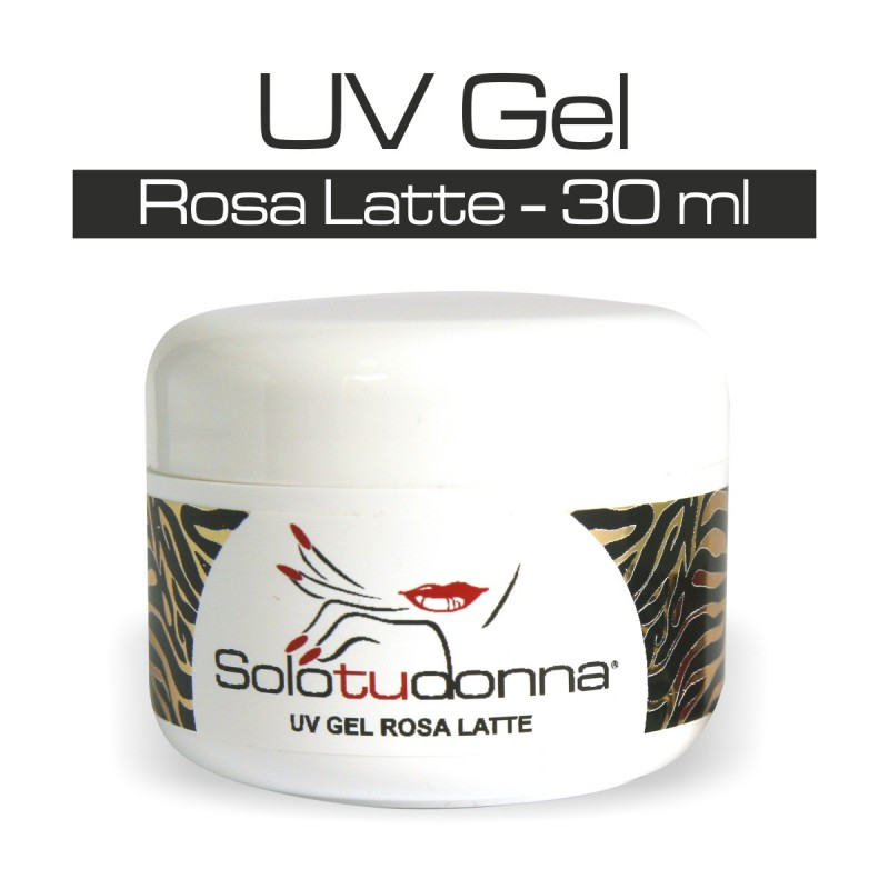 UV GEL ROSA LATTE 30 ML