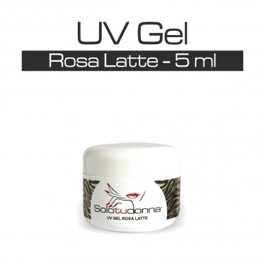 UV GEL ROSA LATTE 30 ML