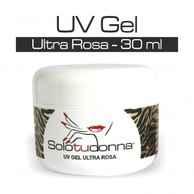 UV GEL ULTRA ROSA 30 ML