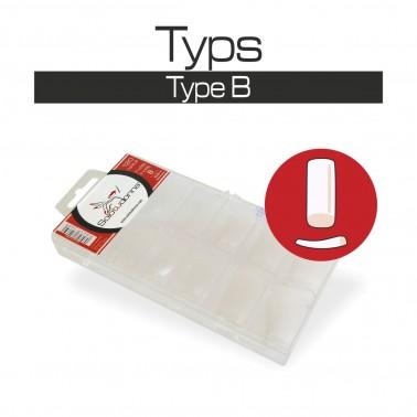 TYPS TYPE B TRASPARENTI