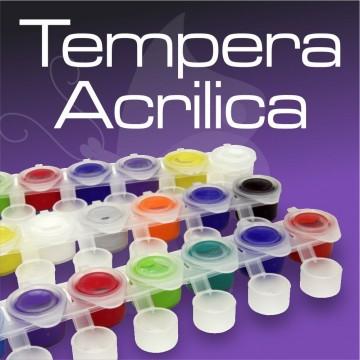 Tempera Acrilica
