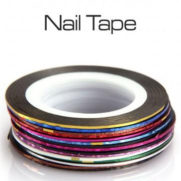 Nails Tape Nail Art