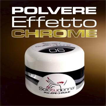 Polveri Chrome Nail Art