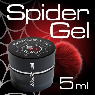 Spider Gel Nail Art Solotudonna